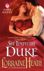Cover of: She Tempts The Duke