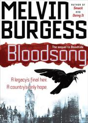 Cover of: Bloodsong