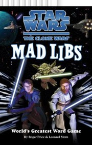 Cover of: Star Wars The Clone Wars Mad Libs