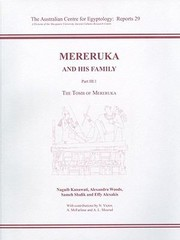 Cover of: Mereruka And His Family