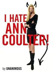 Cover of: I Hate Ann Coulter!