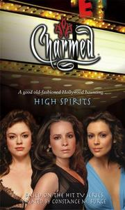 Cover of: High Spirits (Charmed)