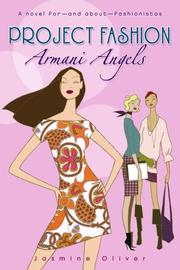 Cover of: Armani Angels (Project Fashion)