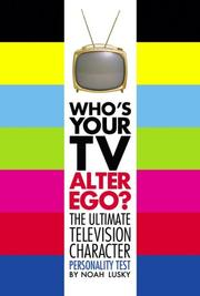 Cover of: Who's Your TV Alter Ego?