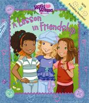 Cover of: A Lesson in Friendship (Holly Hobbie & Friends) | Danielle Doll
