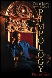 Cover of: Pimpology | Pimpin' Ken, Karen Hunter