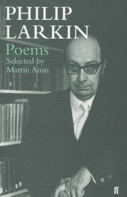 Cover of: Philip Larkin Poems