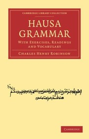 Cover of: Hausa Grammar