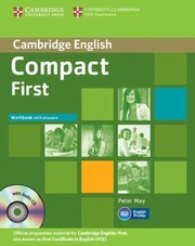Cover of: Compact First Workbook With Answers