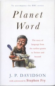 Cover of: Planet Word