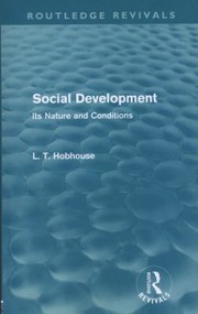 Cover of: Social Development