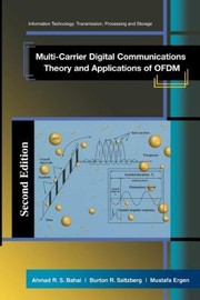 Cover of: Multicarrier Digital Communications Theory And Applications Of Ofdm