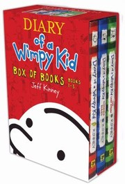 Cover of: Diary Of A Wimpy Kid Box Of Books 13