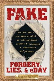 Cover of: Fake