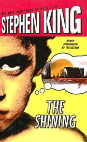 Cover of: The Shining | Stephen King