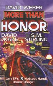 Cover of: More Than Honor