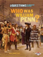 Cover of: What Are The Articles Of Confederation And Other Questions About The Birth Of The United States