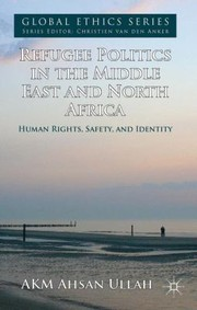 Cover of: Refugee Politics In The Middle East And North Africa Identity Safety And Human Rights