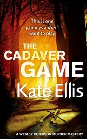 Cover of: The Cadaver Game