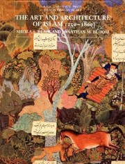 Cover of: The Art And Architecture Of Islam 12501800