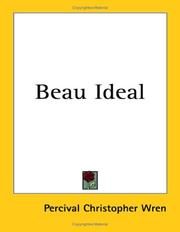 Beau Ideal by Percival Christopher Wren