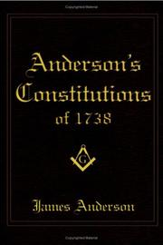 Cover of: Anderson