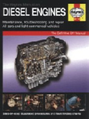 Cover of: Automotive Diesel Manual