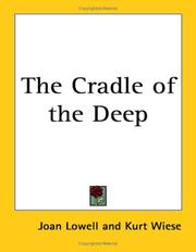 Cover of: The Cradle Of The Deep
