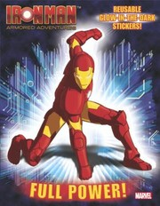 Cover of: Iron Man Full Power