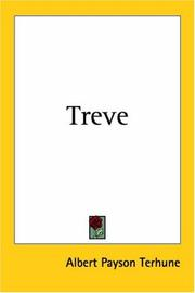 Cover of: Treve | Albert Payson Terhune