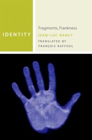 Cover of: Identity Fragments Frankness