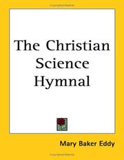 Cover of: The Christian Science Hymnal