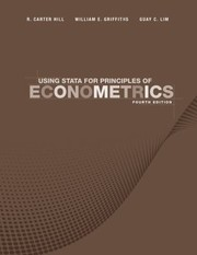Cover of: Using Stata for Principles of Econometrics