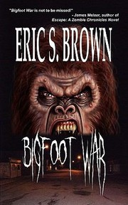 Cover of: Bigfoot War
