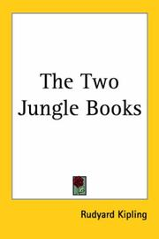 Cover of: The  two jungle books