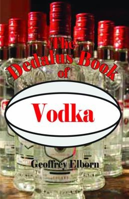 Dedalus Book Of Vodka by