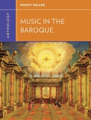 Cover of: Anthology For Music In The Baroque