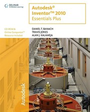 Cover of: Autodesk Inventor 2010 Essentials Plus