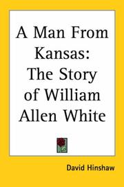 A Man From Kansas by David Hinshaw