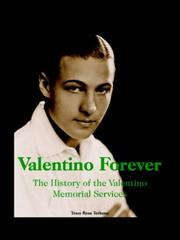 Cover of: Valentino Forever