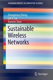 Cover of: Sustainable Wireless Networks