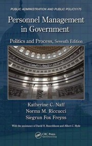 Cover of: Personnel Management In Government Politics And Process