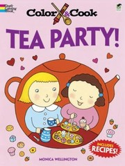 Cover of: Color Cook Tea Party
