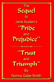Cover of: The Sequel to Jane Austen's ''Pride and Prejudice''