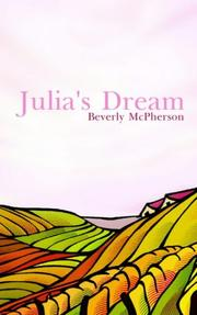 Cover of: Julia's Dream