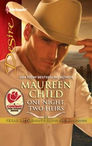 Cover of: One Night Two Heirs