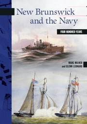 Cover of: New Brunswick And The Navy Four Hundred Years