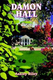 Cover of: Damon Hall | Ashley Riley