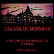 Cover of: THE EYE OF DANVERS