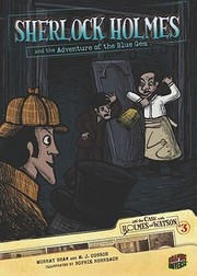 Cover of: Sherlock Holmes And The Adventure Of The Blue Gem